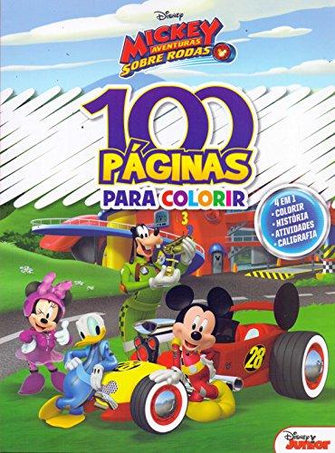 100 Paginas Para Colorir Disney. Michey