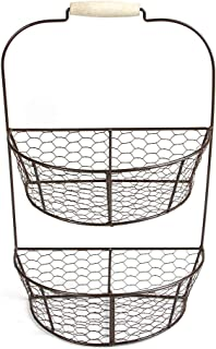 wire gift baskets wholesale