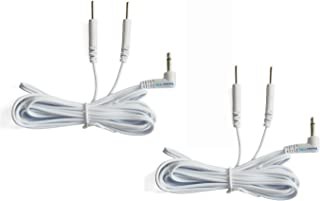 Tens Lead Wires, 3.5mm Plug to 2 2mm Pin Connectors (2), Discount Tens