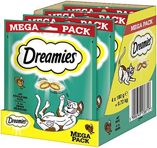 Dreamies Mit Pute 180g 112X4 BTL