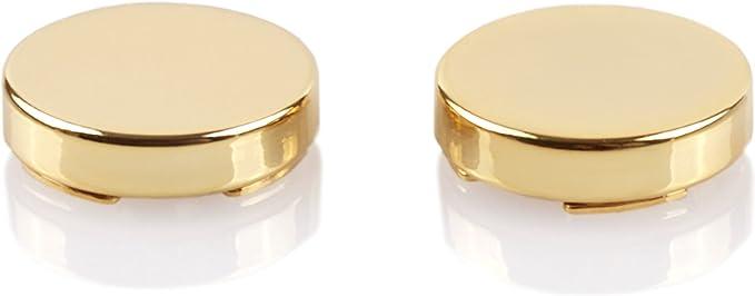 Cubre Botones Dorado – La Alternativa a Los Gemelos Para Camisas Ordinarias