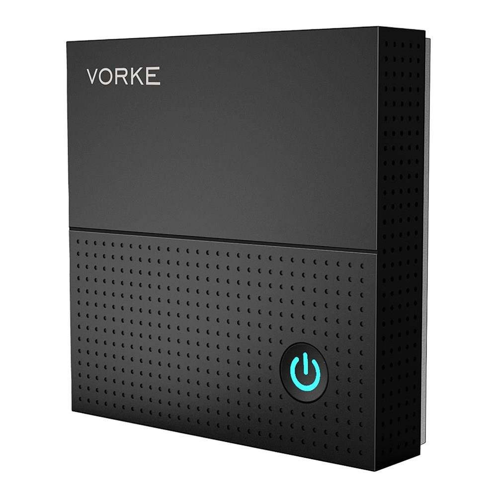 VORKE Smart TV Box Android 7.1.2 4Kx2K@60fps Amlogic S912 3GB/32GB 2.4G/5G WiFi IEEE 802.11ac 1000M LAN Bluetooth 4.1 HDMI UHD Media Player: Amazon.es: Electrónica