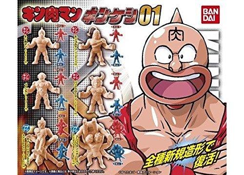 キン肉マン キンケシ01 BOX (12箱入り)