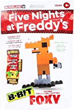 McFarlane Toys Five Nights at Freddy's - Foxy 8-Bit Buidable Figure