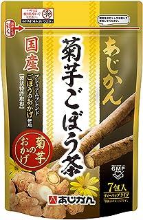 Trial Size: Ajikan, Japanese Chrysanthemum Potato, Burbow Tea, Kikuto Potato Dish, 7 Packets (1.0 L per Package, Approxima...
