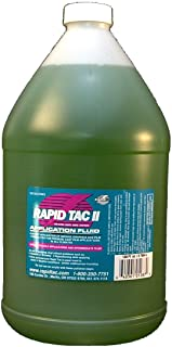 Rapid Tac II Application Fluid for Vinyl Wraps Decals Stickers 128 Ounce / 1 Gallon