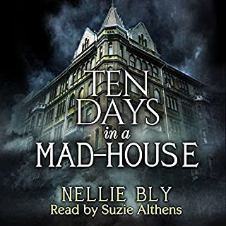 Ten Days in a Madhouse cover art