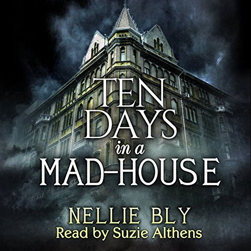 Ten Days in a Madhouse audiobook cover art