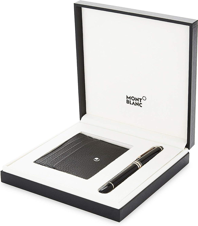 MontWeiß Meisterstuck RotGold Classique Classique Classique Tintenroller und Taschenhalter-Set - MB114121 B07MZYQTTB | Sale Deutschland  990456
