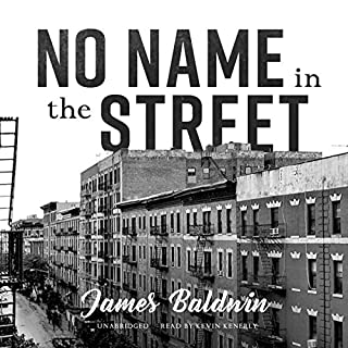 No Name in the Street audiobook cover art