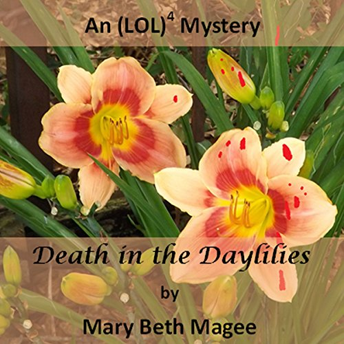 Death in the Daylilies audiobook cover art