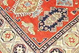 Nain Trading Kazak Royal 273x184 Orientteppich Teppich Beige/Orange Handgeknüpft Pakistan - 6