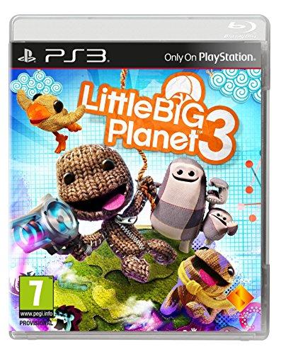 LittleBigPlanet 3 (PS3) [Edizione: Regno Unito]
