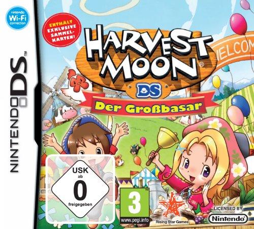 Harvest Moon DS: Der Großbasar