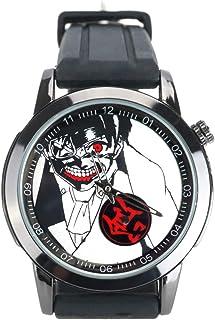 CoolChange Reloj de Tokyo Ghoul con dial de Ken Kaneki
