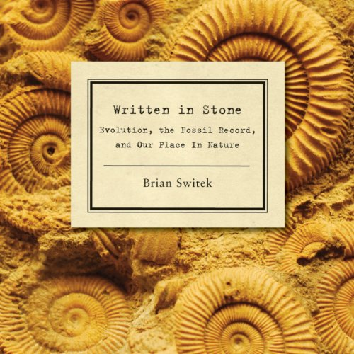 Written in Stone audiobook cover art