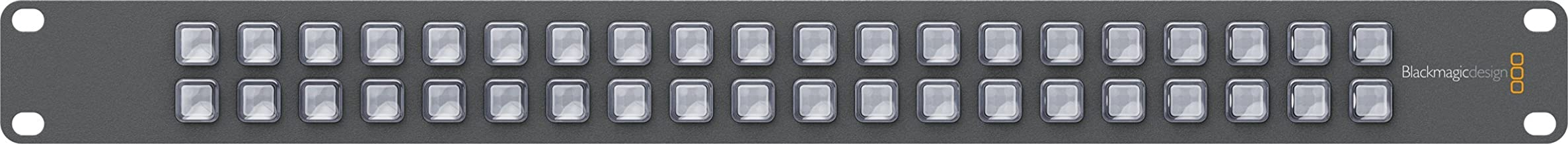 Blackmagic Design Smart Control, 40 Programmable Buttons and RJ45 Ethernet an ip network