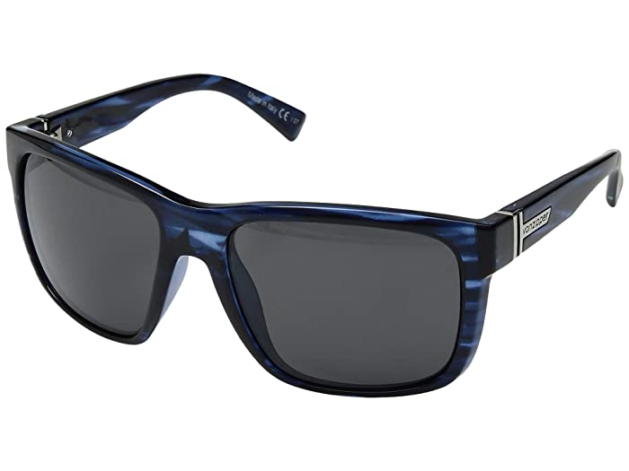 VonZipper Maxis (Ocean Blue/Grey) Sport Sunglasses