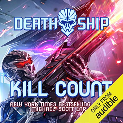 Death Ship: Kill Count cover art