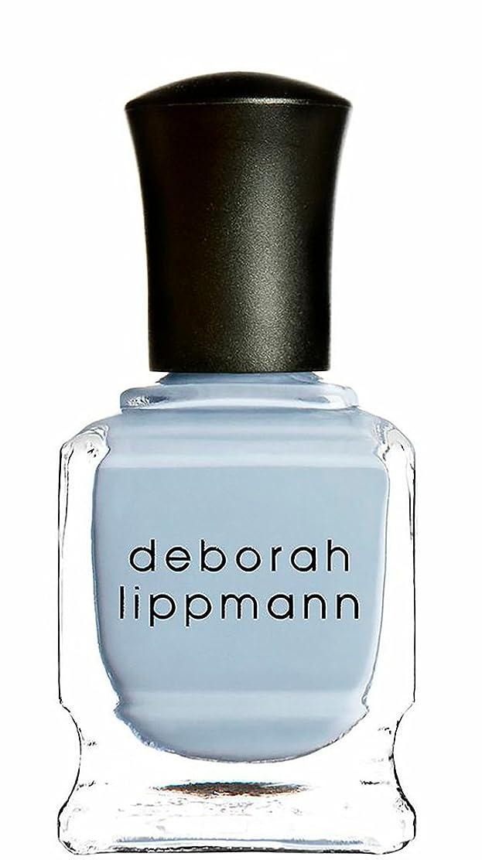 ディレイステッチ孤独な[deborah lippmann] [ デボラリップマン] ブルーオーキッド BLUE ORCHID 【パステルブルー】 15mL