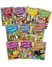 Mini Masallar Serisi 2 - 10 Kitap