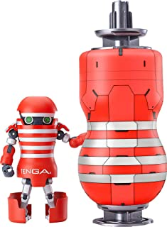 Good Smile Company G93883 Good Smile Tenga Robot with Mega Beam Articulated Figure Set