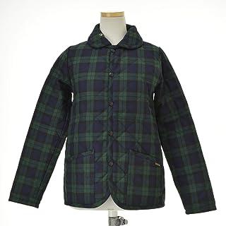 (ラベンハム) LAVENHAM ACTON ブラックウォッチ柄 キルティングジャケット