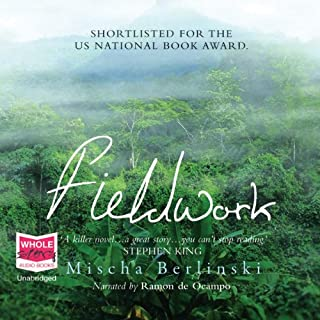 Fieldwork audiobook cover art