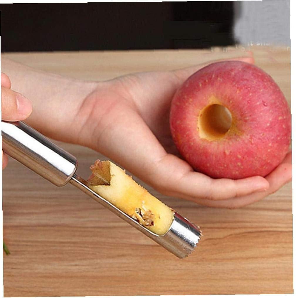 Compra Cortanúcleos Acero Inoxidable de Perforación Gadget de la Pera de Perforación de la máquina sin Semillas Robot de Cocina Hawthorn Azufaifo Corer en Amazon.es