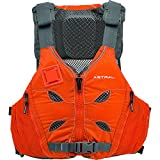 Astral - V-Eight Life Jacket PFD for Recreation, Fishing, and Tour