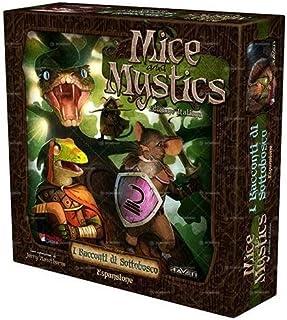 Raven–Mice and Mystics–I