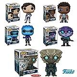 Pop! Games: Mass Effect: AndromedaPeebee, Liam Kosta,Sara Ryder, Jaal, Archon 6' Vinyl Figures! Set of 5