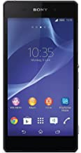 Sony Xperia Z2 Unlocked Cellphone, Black