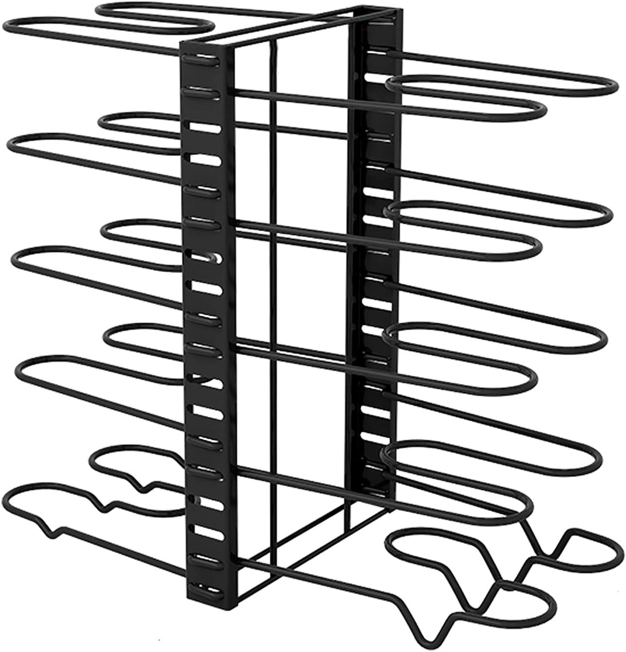 Philadelphia Mall Kitchen Storage Rack Pot Shelves a At the price for Pots