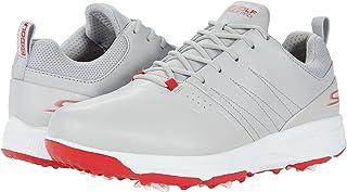 Skechers Torque Pro Men's Golf Shoes, Grey/Red