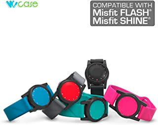 featured product WoCase Wristband for Misfit Flash and Shine (1st Gen.) Activity and Sleep Tracker Band Bracelet (One Size, Fits Most Wrist)
