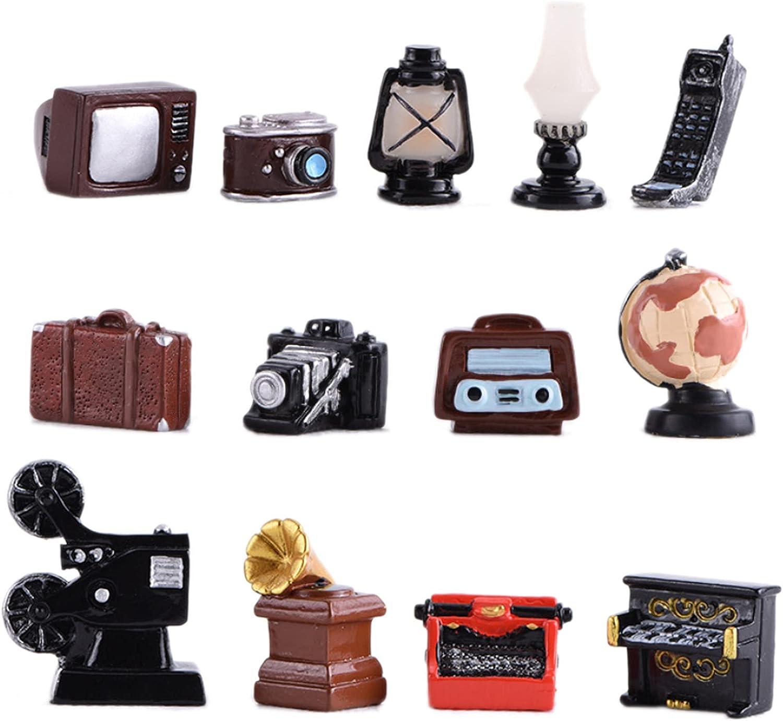 Mini Bonsai Seasonal Wrap Introduction Miniature Figurines Accessories Industry No. 1 Miniatu ,Garden