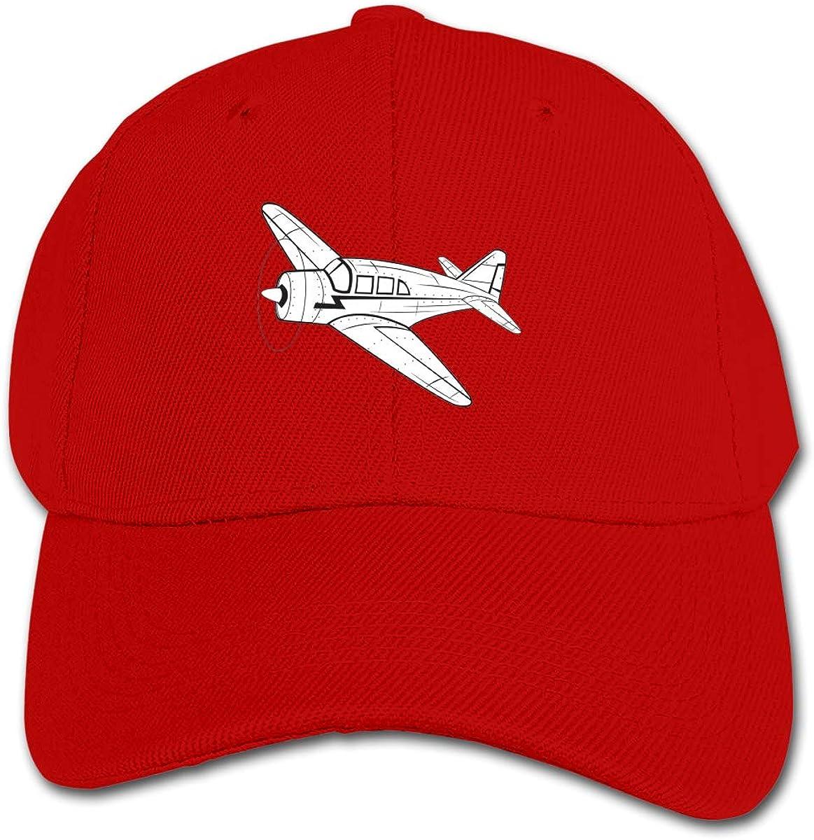 Toy AirplaneKids /& Toddler Baseball CapsDad Hats100/% Cotton