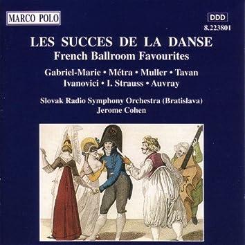French Ballroom Favourites: Les Succes De La Danse