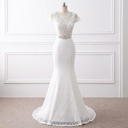 De mariage simple robe Robe de