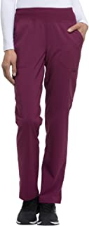 EDS Essentials Natural Rise Tapered Leg Pull-On Scrub Pant