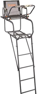 Guide Gear 15.5' Climbing Ladder Tree Stand for Hunting...