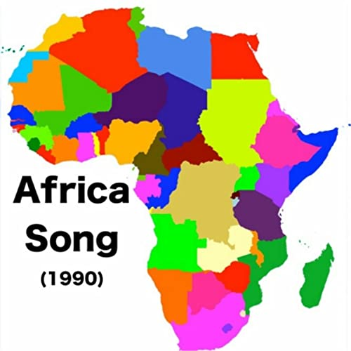 Map Of Africa Song.Africa Song 1990 By Kathy Troxel On Amazon Music Amazon Com