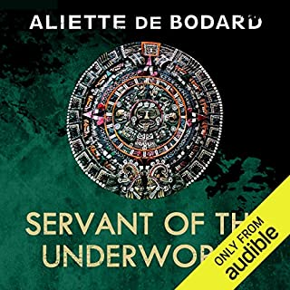 Servant of the Underworld audiobook cover art