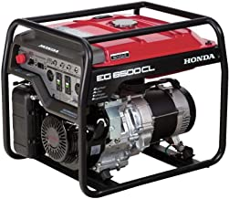Honda EG6500C Gasoline Generator and GX390 OHV Commercial Engine