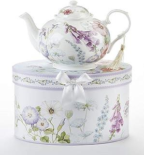 Delton Porcelain Bell Isle Tea Pot