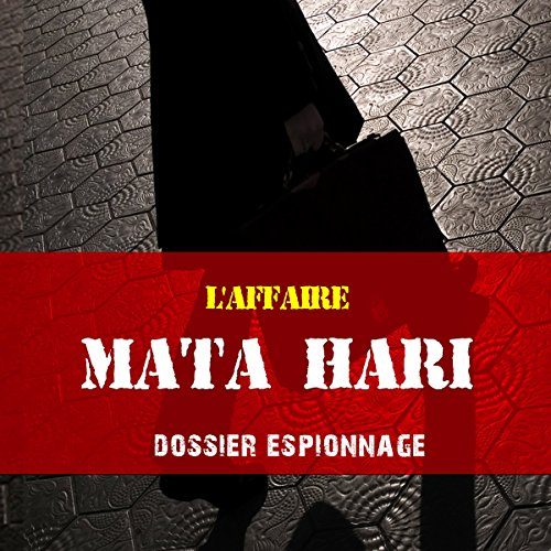 L'histoire de Mata Hari audiobook cover art