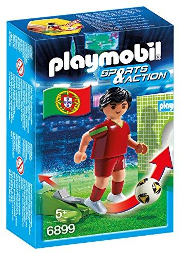 PLAYMOBIL - Futbolista Portugal 68990