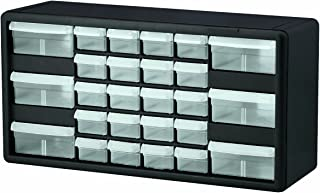 Akro-Mils 10126 26 Drawer Plastic Parts Storage Hardware...
