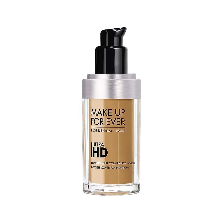 オート豊富な香水メイクアップフォーエバー ウルトラHDファンデーション # Y415 (Almond)